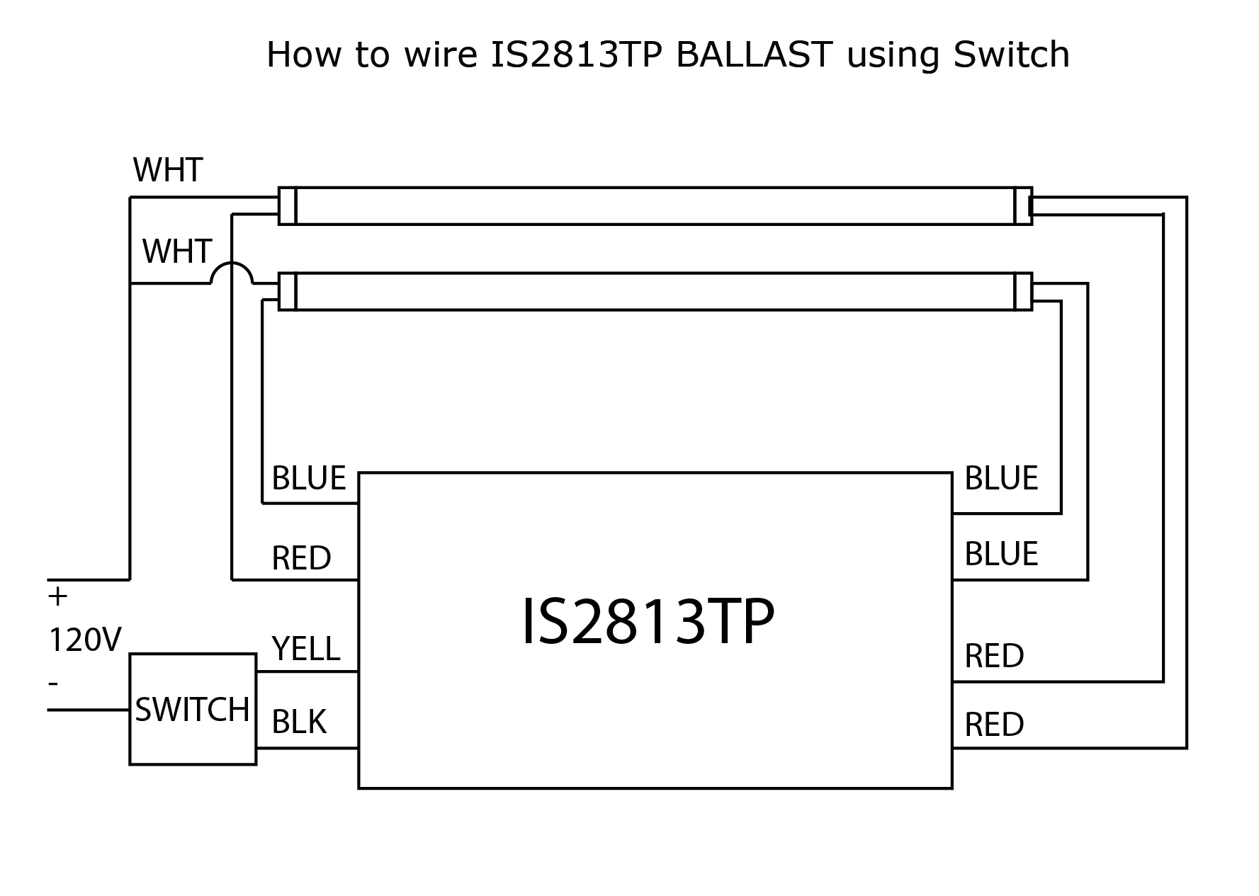 Iota Ballast Wiring Diagram Light As Well Emergency I320 Solutions