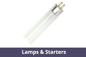 lamps and starters